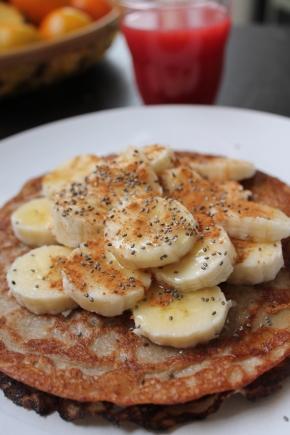 Banana pancakes (forBrunch)